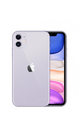 Apple iPhone 11 (256GB) - PURPLE (Includes Ear Pods, Power Adapter)