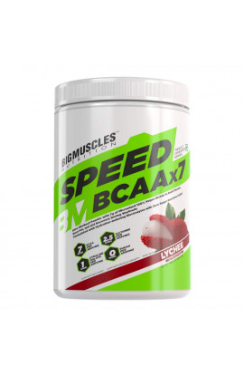 Big Muscle BCAA Speed 30 Serving (Lychee)