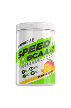 Big Muscle BCAA Speed 30 Serving (Mango Candy)