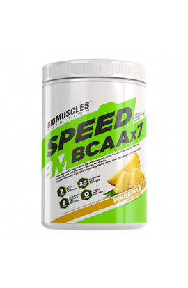 Big Muscle BCAA Speed 30 Serving (Pineapple)