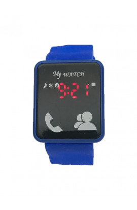 Digital Sport Led for Boy and Girls watches (Blue)