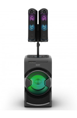 Sony Onebox MHC-GT4D Portable Personal DJ System (Black)
