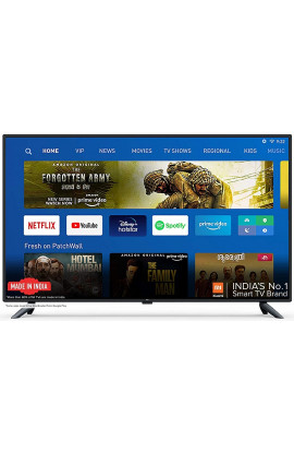 Mi TV 4X 108cm (43 inches) 4K Ultra HD Android LED TV (Black)