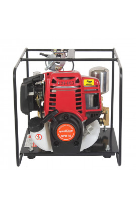 Neptune Simplify Farming Portable Power Sprayer 4 Stroke Engine Technology Brass Pressure Pump with Double Discharge Outlet ( NPW-50)