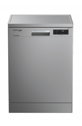VOLTAS 14 PS Full Size Dishwasher (Silver) DF14S2