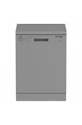 VOLTAS 14 PS Full Size Dishwasher (Silver) DF14S3