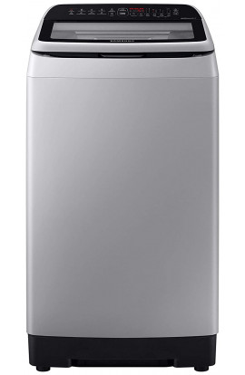 Samsung 7.0 Kg Inverter 5 star Fully-Automatic Top Loading Washing Machine (WA70N4561SS/TL, Imperial Silver, Wobble Technology)