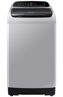 Samsung 7.0 Kg Inverter 5 star Fully-Automatic Top Loading Washing Machine (WA70T4560VS/TL, Imperial Silver, Wobble Technology)